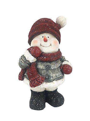 Akari MGO Snowman Decoration
