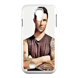 Adam Levine Samsung Galaxy S4 9500 Cell Phone Case White MSU7157762