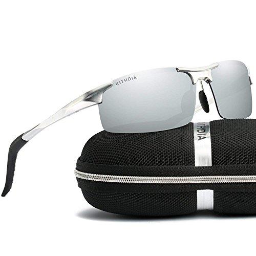 para Silver Silver Bolara hombre Gafas de sol txxHAX
