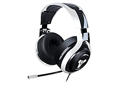 RAZER DESTINY 2 MANO'WAR TOURNAMENT EDITION: In-Line Audio Control - Unidirectional Retractable Mic - Rotating Ear Cups - Gaming Headset Works with PC, PS4, Xbox One, Switch, & Mobile Devices