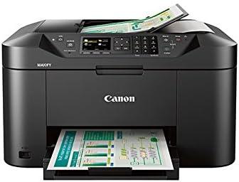 Canon MAXIFY MB2120 Inyección de Tinta 600 x 1200 dpi A4 WiFi - Impresora multifunción (Inyección de Tinta, Impresión a Color, 600 x 1200 dpi, Copia a Color, A4, Negro): Amazon.es: Informática