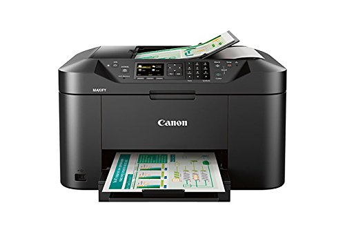 Amazon.com: Canon Office Products MAXIFY MB2120 Wireless Color ...