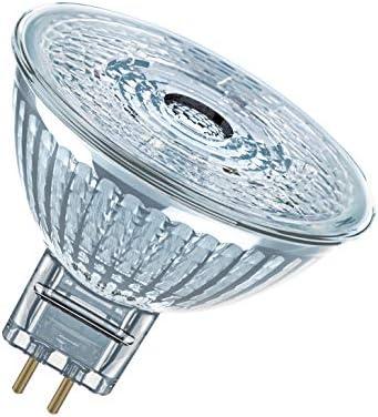 OSRAM LED STAR GLAS MR16 GU5.3 2,9W=20W 230lm warmweiß 2700K nondim A+ 10er-Pack