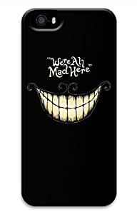 iPhone 5 5S Case Smile Face Funny Lovely Best Cool Customize iPhone 5 Cover