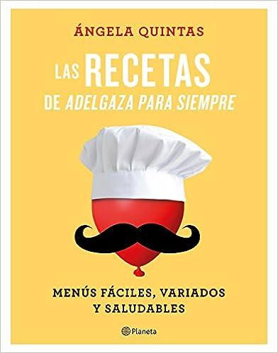 Las recetas de Adelgaza para siemprehttps://amzn.to/2AM3Oi1