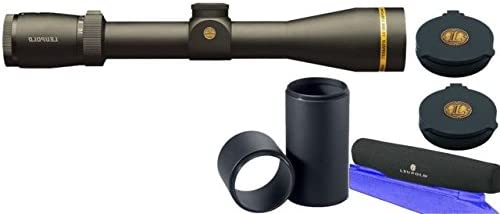 Leupold VX-5HD 3-15x44mm CDS-ZL2 Side Focus Matte Impact-29 MOA 171716 w/Objective 171716-KIT1