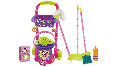 Minnie Mouse - Set de limpieza con 7 accesorios (IMC Toys ...