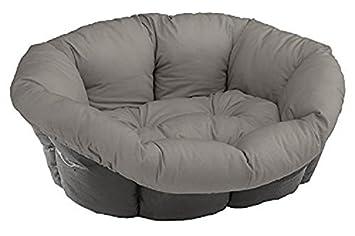 Ferplast cojín sofá enveloppant diseño Westy para Cama Siesta Deluxe para Perro 114 x 83 x 37 cm, Talla 12: Amazon.es: Productos para mascotas