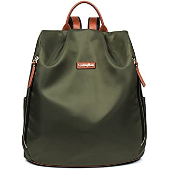 Amazon.com: Backpack Purse Canvas Travel Small/Large