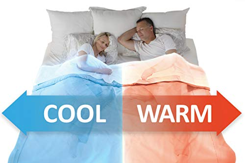 BedJet 3 Climate Control for Beds, Cooling Fan + Heating Air (Dual Temperature Zone - King Size)