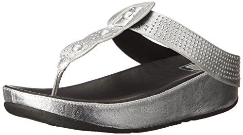 Sandal Women's Silver Women's Fitflop Boho Fitflop Silver Fitflop Women's Sandal Boho CnXvP7Xqwx