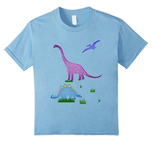 Adult Baby Blue T-Shirt - 8