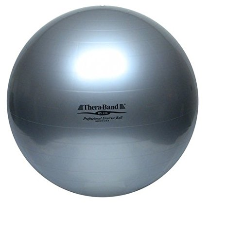 Thera Band Standard Exercise Ball Silver