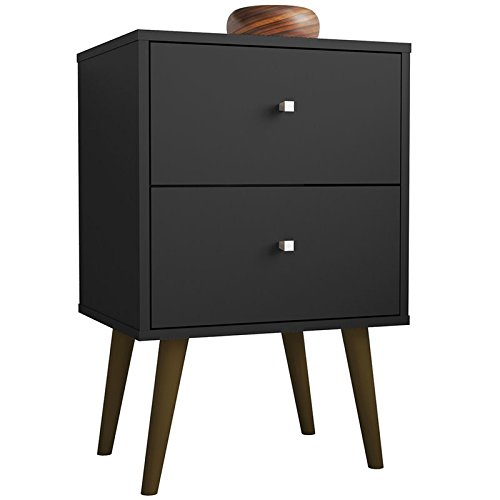 Manhattan Comfort 204AMC8 Liberty Modern 2 Drawer