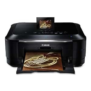 Canon PIXMA MG8220 - Impresora multifunción (Inyección de tinta, Color, Color, 9600 x 2400 DPI, 9600 x 2400 DPI, 600 x 600 DPI)