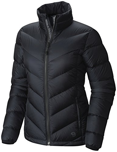 Mountain Hardwear Ratio Down Jacket - Women's Black Medium Down Snowboarding Jackets