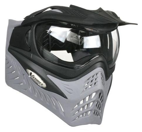 Charcoal VFORCE GRILL Paintball Thermal Mask