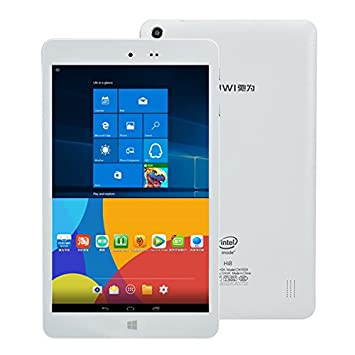 Chuwi Hi8 Intel z3736 F Quad Core Tablet Arranque Dual de 8 ...