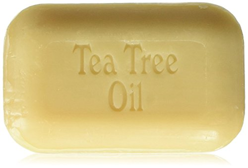 (soap work Tea Tree Oil Soap Bar, 110 g, Pack of 2)