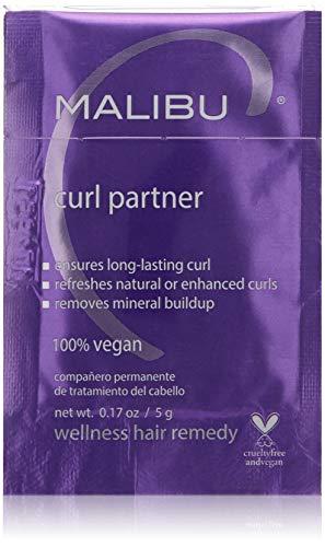 Malibu Blondes Weekly Brightener - Malibu C Curl Partner Wellness Remedy, 12 ct.