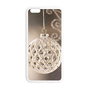 "Distinctive Christmas Crystal souvenirs Phone Case for iPhone 6 plus 5.5"""