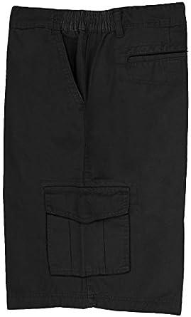 Amazon.com: Full Blue Big Men's Cargo Shorts with