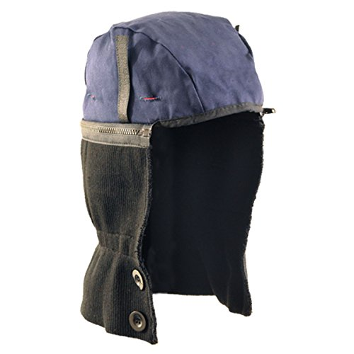 PREMIUM - Shoulder Length Two-Way Warmer w/Ear Warming Pockets-LZ620-EACH by Hot Rods