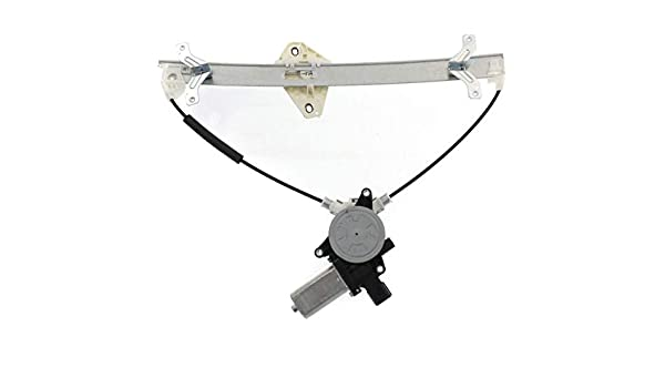 Front Window Regulator Compatible with ACURA TSX 2004-2008 RH Power with Motor