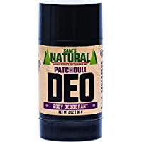 Sam's Natural Patchouli Deodorant Stick, 85 Grams