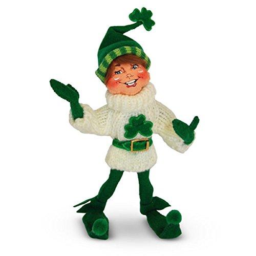 Annalee 9in St. Patrick's - Annalee Elf Dolls