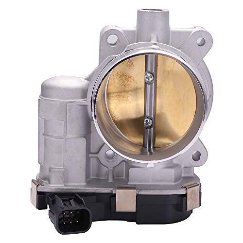 (ECCPP Electric Throttle Body Air Control Assembly Fit 2009-2011 Buick Lucerne /2007-2009 Chevrolet Equinox /2006-2010 Pontiac G6 /2007-2008 Saturn Aura OE 12577029,)