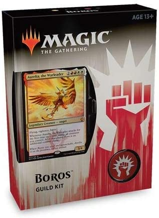 Magic The Gathering Guilds Of Ravnica Guild Kit Selesnya FREE SHIPPING