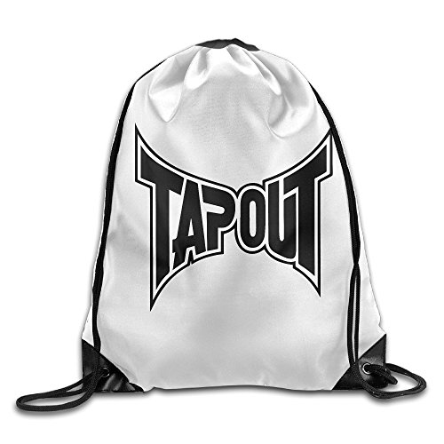 BACADI Tapout Drawstring Backpacks/Bags.