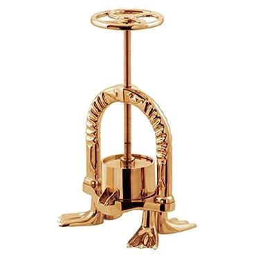Paderno World Cuisine A4982128 Bronze Duck Press