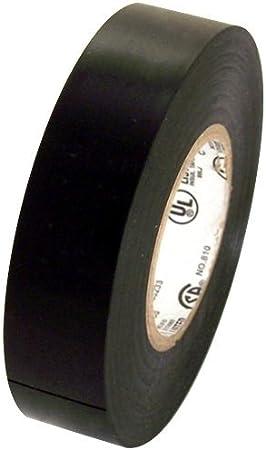 "2 Rolls Black Vinyl PVC Electrical Tape 3//4/"" x 66/' Flame Retardant Free Shipping"