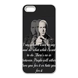 Eminem Customized Cover Case for Iphone 5,5S,custom phone case ygtg-690232