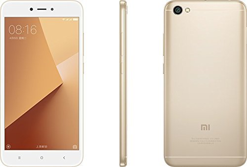 Oppo A71 Mobile Phone Gold Colour