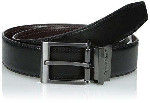 Dickies Men's Black-To-Brown Reversible Belt (Belt Mens Dickies)