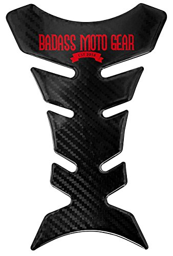 Badass Heavy Motorcycle Protector Carbon