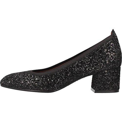 Zapatos de tac�n, color Negro , marca HISPANITAS, modelo Zapatos De Tac�n HISPANITAS ROTERDAM Negro Negro