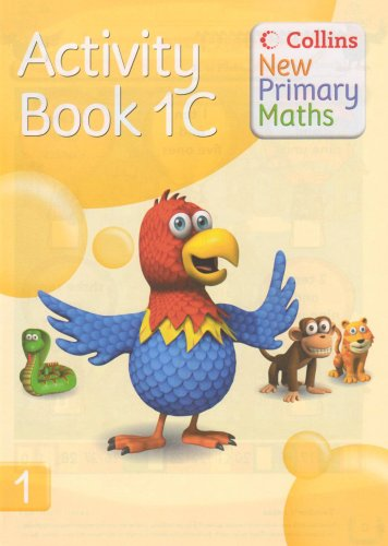 Activity Book 1C (Collins New Primary Maths)