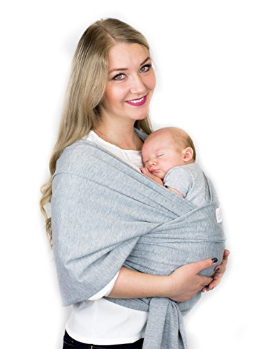 Cutie Stretch Cotton Sling Secure Hold Infants Nursing All Available product image