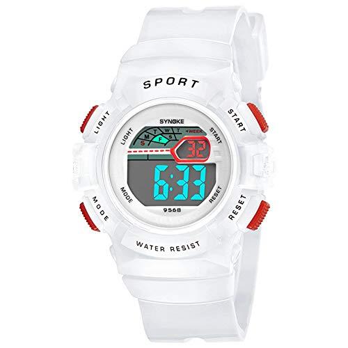Multifunction Alarm Weekday Stopwatch Kids Sports Digital Luminous Wrist Watch by Gaweb (Image #5)
