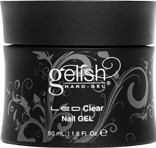 Harmony Gelish hard-gel CLEAR GEL in Bierstiefel-Form LSF15von Hand & Nail Harmony [Beauty]