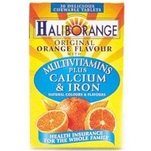 (2 Pack) - Haliborange - Kids Multivits + Ca & Iron Ora   30's   2 PACK BUNDLE