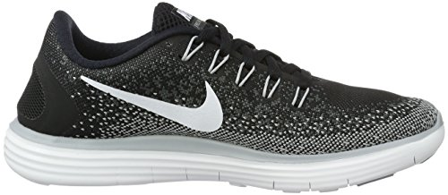 Distance white Running Grey Noir Femme Grey Free Wolf Chaussures Dark black Nike De Entrainement Run RxEq6fvF