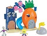 Fisher-Price Imaginext Nickelodeon SpongeBob SquarePants Bikini Bottom Playset