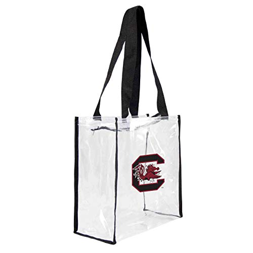 (NCAA South Carolina Gamecocks Clear Square Stadium Tote)