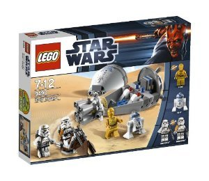 LEGO ( LEGO ) Star Wars ( Star Wars ) Droid Escape 9490 block toys ( parallel imports )