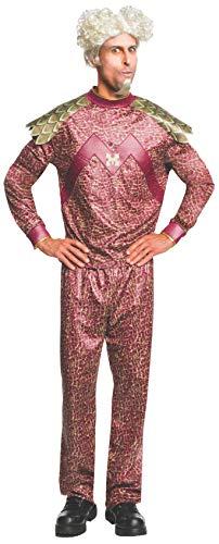 Rubie's Men's Zoolander 2 Mugatu Costume and Wig, Multi, Standard]()